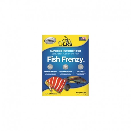 Larry's Reef Services Fish Frenzy