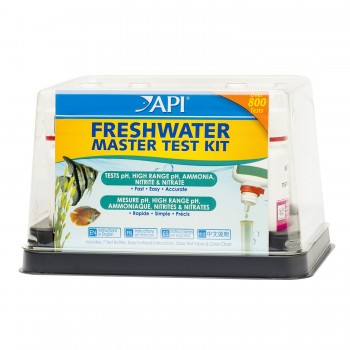 API - FRESHWATER MASTER TEST KIT